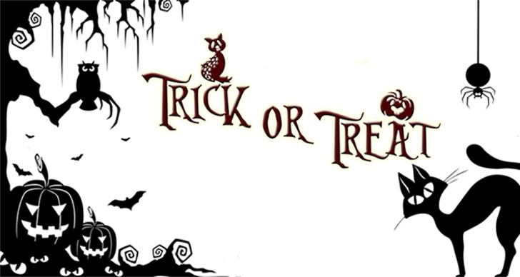 不給糖就搗蛋(Trick–or–treat)