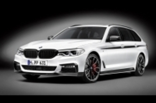 BMW 5 SERIES TOURING 5將在七月發表!