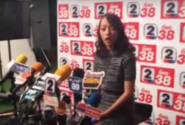 泰國妹誣告周渝民「強暴」? 梨子自爆性愛多次